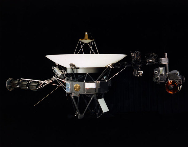 Voyager Space Craft