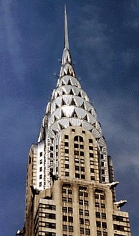 Chrysler Building Construction Started