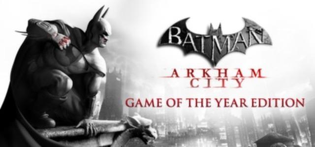 Batman Arkham City X360