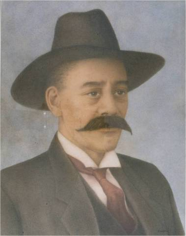 Portrait of Harvey Lillard