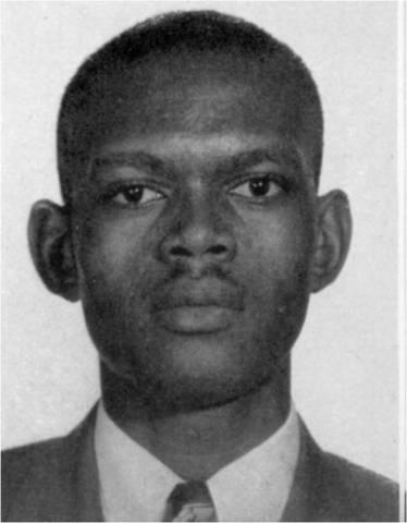 Ossie Johnson, a 1950 graduate of Missouri Chiropractic College