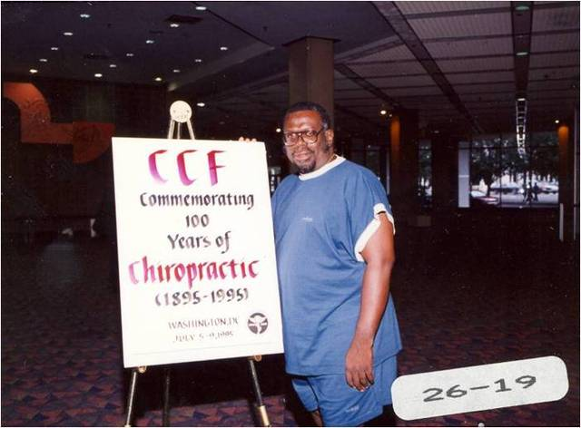 Cal Witworth - Celebrting 100 Years of Chiropractic