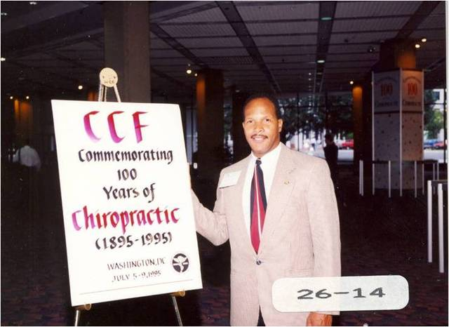 Dr. Hernman Glass - Celebrating 100 Years in Chiropractic
