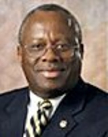 Black President of Sherman College of Chiropractic