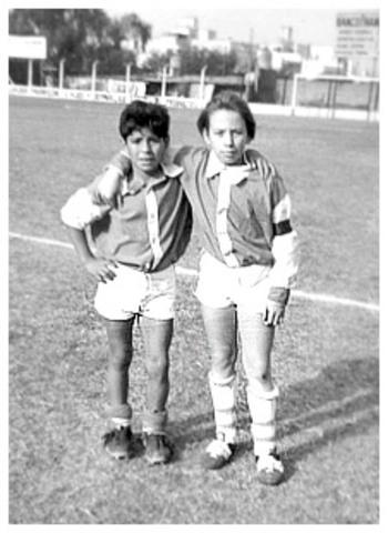Nació en Lanús, Argentina