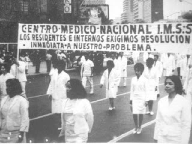 El movimiento médico