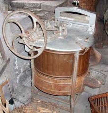 premières machines  électriques