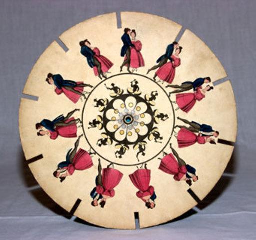 Creation of the Phenakitstoscope
