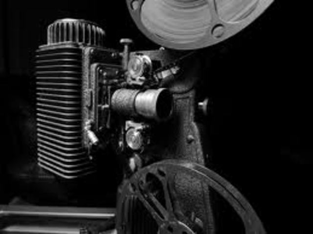 Movie Camera and Projector