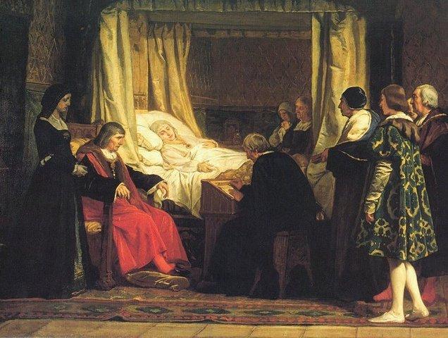 Muere Isabel