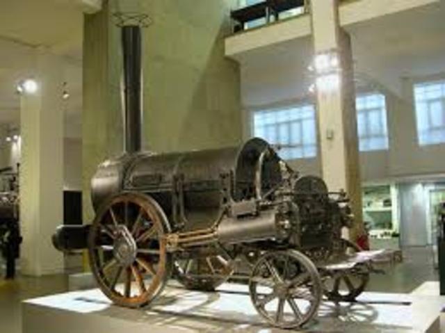 watt patenta su máquina de vapor