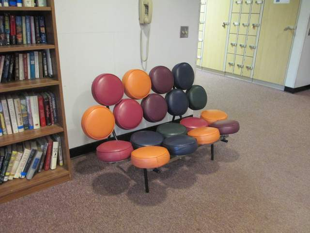 Eames on campus 2