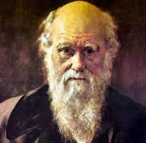 Charles Darwin 1809