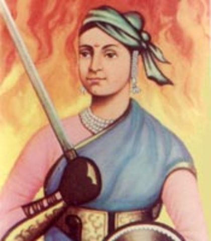 Manikarnika's mother dies