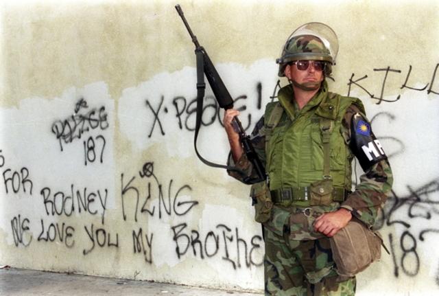 LA Riots