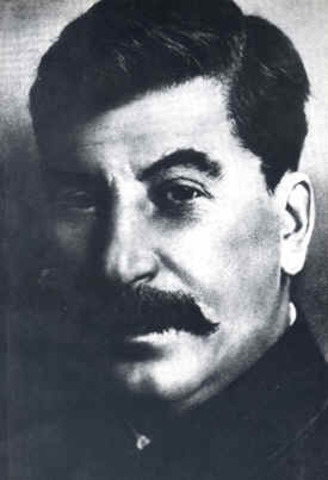 Stalin gains power
