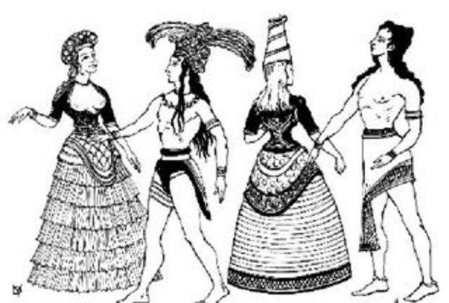 CRETA (1700 A.C.)