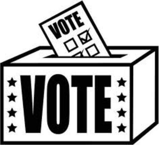 Men in Queensland get the vote