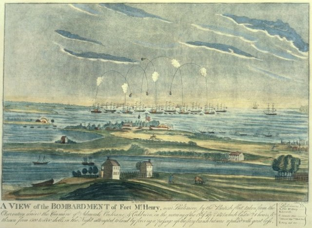 Siege of Fort McHenry