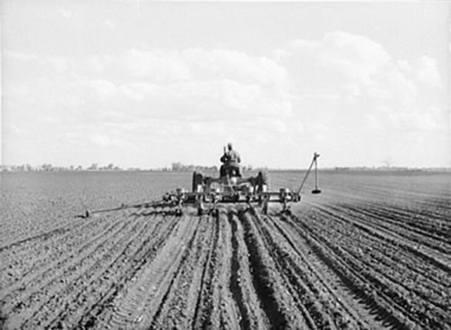 Farming from WW2