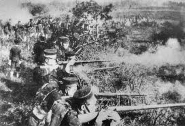 300,000 Men faught war