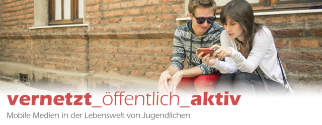 vernetzt_öffentlich_aktiv. Mobile Medien in der Lebenswelt von Jugendlichen - 9. Interdisziplinäre Tagung