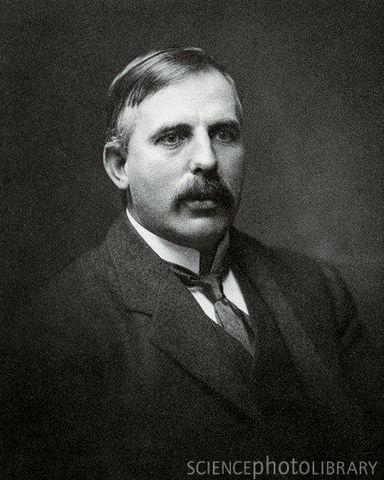 ERNEST RUTHERFORD by google images
