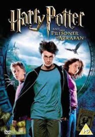 Película Harry Potter y el prisionero de Azkaban