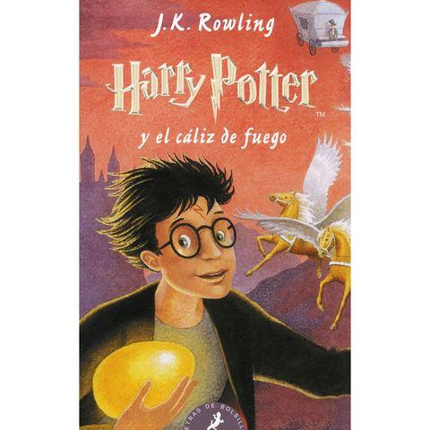 Película Harry Potter y el cáliz de fuego
