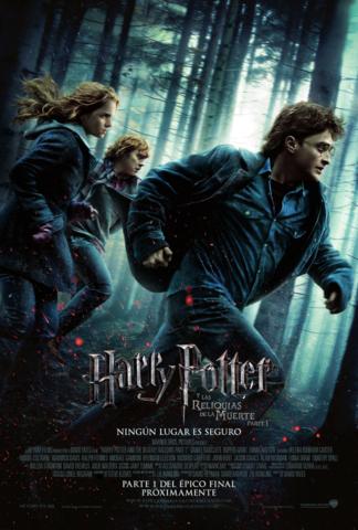 Película Harry Potter y las Reliquias de la Muerte (Parte 1)