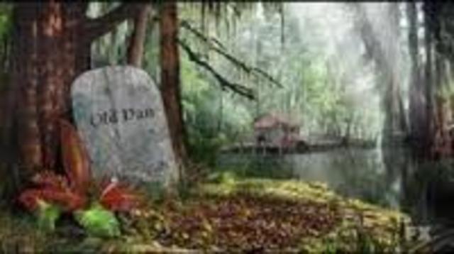 Old Dan dies