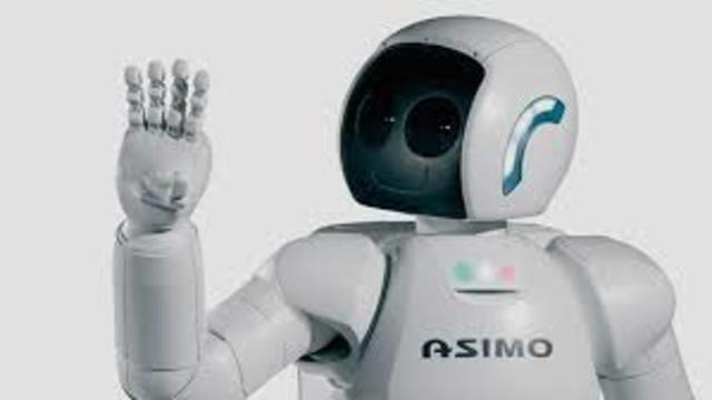 Honda builds Asimo