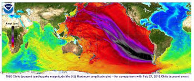 Chilean Earthquake/Tsunami