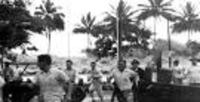Hawaiian Islands Tsunami