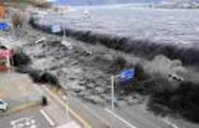 Sea of Japan Tsunami