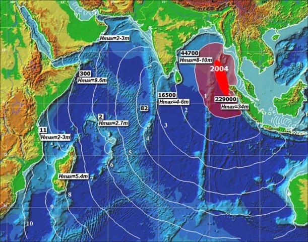 2004 Sumatra earthquake