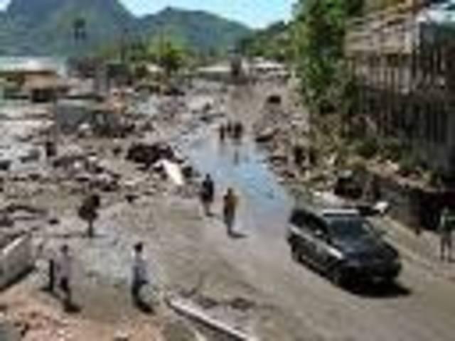 Samoan Tsunami