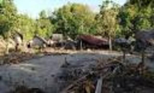 Soloman Islands Tsunami