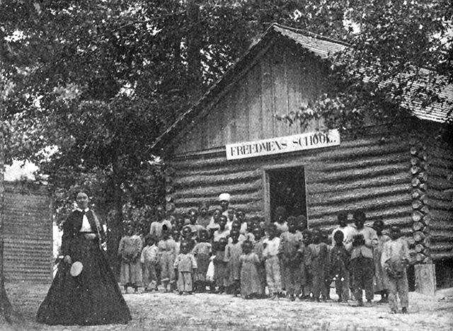 Freedmen's Bureau (1865-1872)