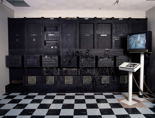 primera generacion dl computador