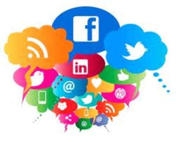 las rede sociales