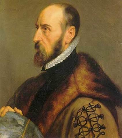 Abraham Ortelius fue el primero en imaginar la existencia del movimiento de los continentes.