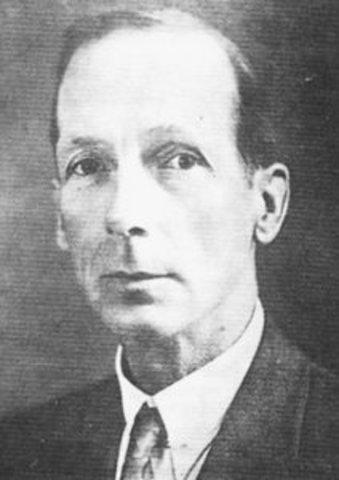 Alexander du Toit apoya la teoría de la deriva continental de Wegener.