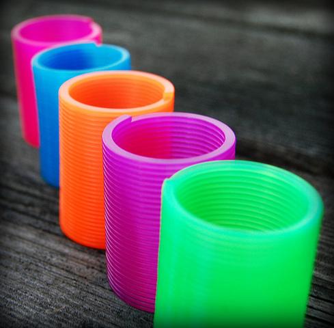 Slinky toys hit shelves