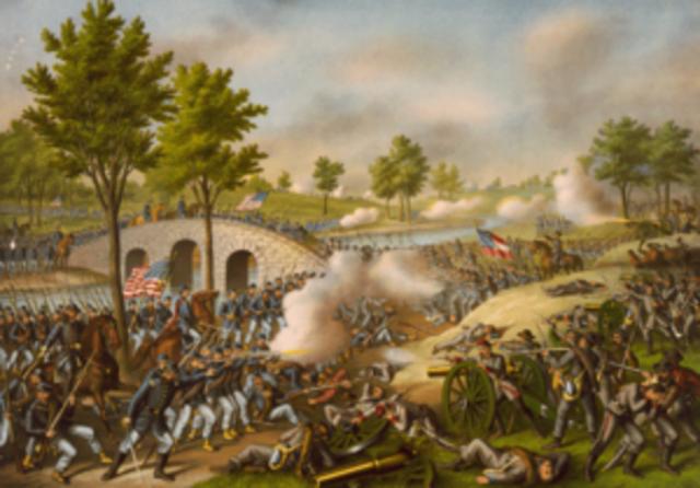 Battle of Antietam [Sharpsburg]