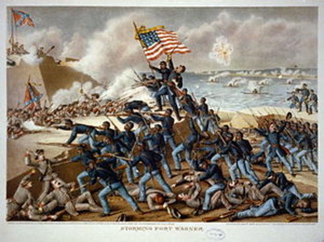 Battle of Fort Wagner