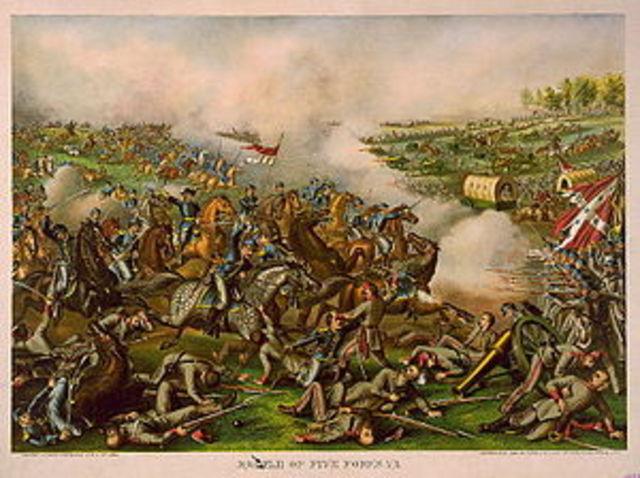 Battle of Five Forks