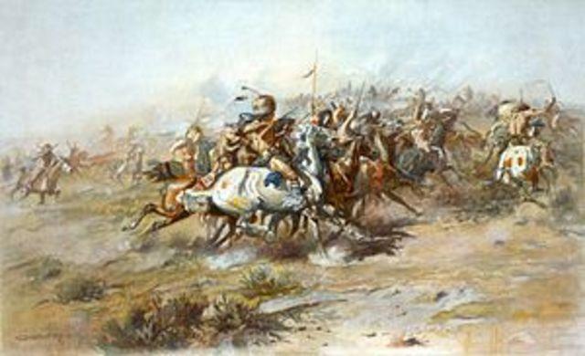 Battle of Little Big-Horn
