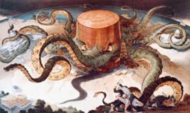 Creation of Standard Oil