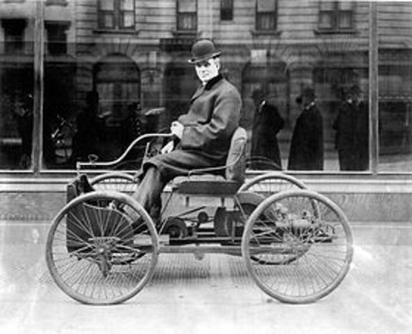 Rise of Henry Ford